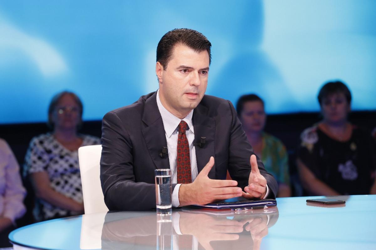 """Basha shpjegon betejën kundër oligarkëve në """"Open"""": Shpëtojmë 2.2 mld euro"""