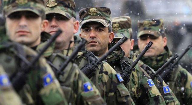 ushtriaekosoves